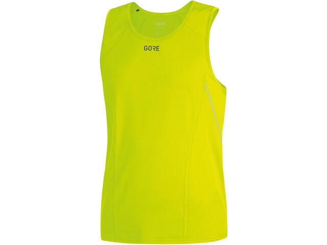 GORE WEAR R5 Sleeveless Shirt Men neon yellow